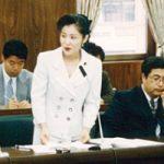 畑恵の参議院議員時代の活動について